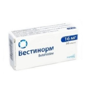 таблетки Вестинорм