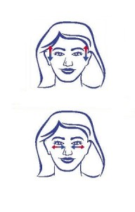 вестибулярная гимнастика: глазные упражнения