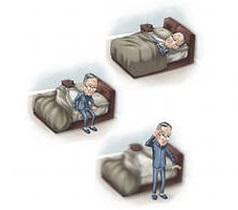 вставание с кровати при ортостатической гипотензии