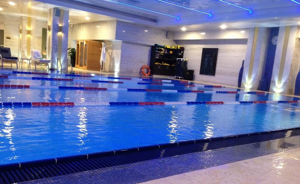 Головокружение после плавания в бассейне